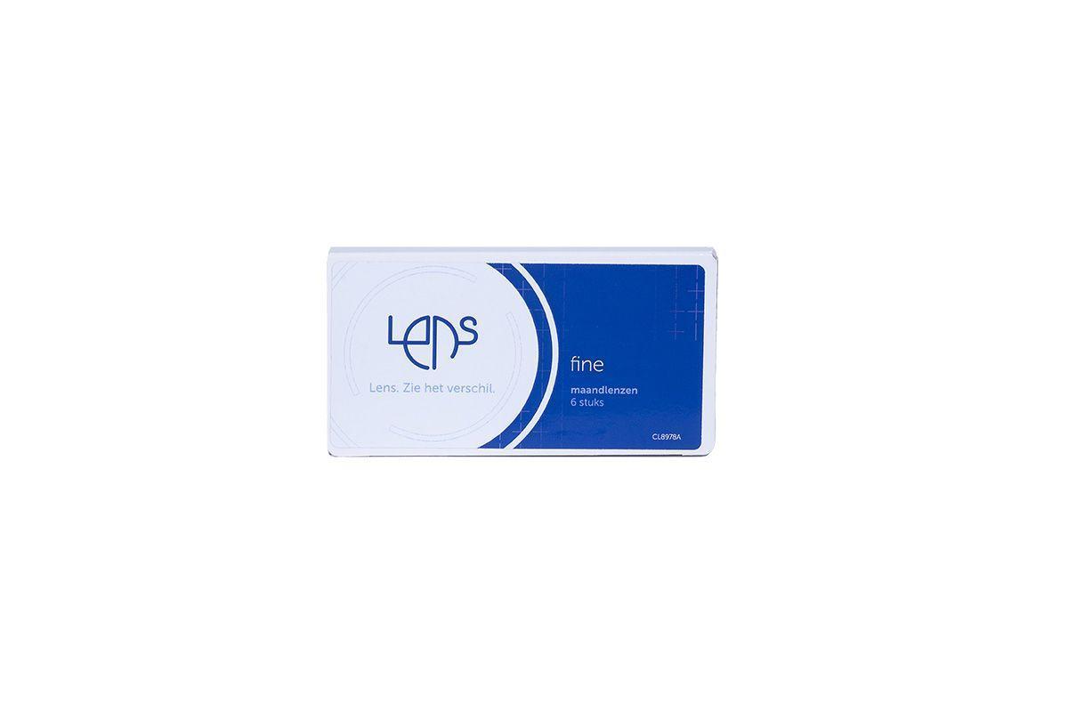 Lens Fine Maandlens 6-pack