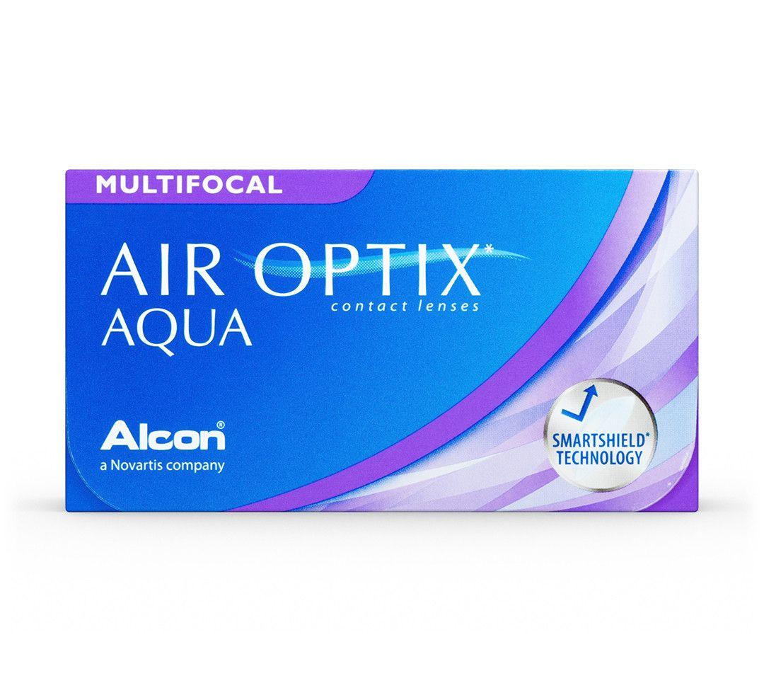 Air Optix Aqua Multifocal Threepack