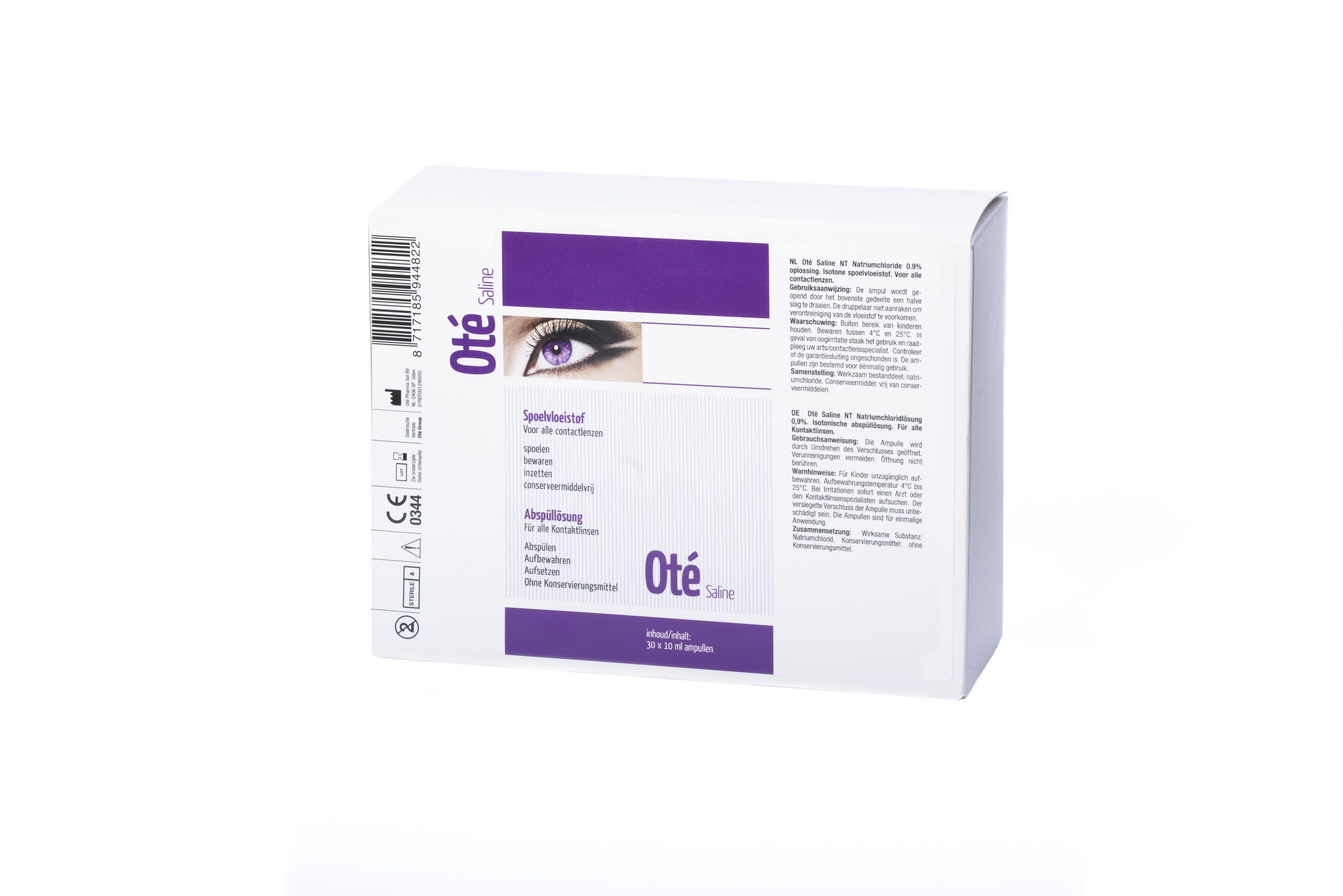 OTE Saline Ampullen (30 * 10 ML)