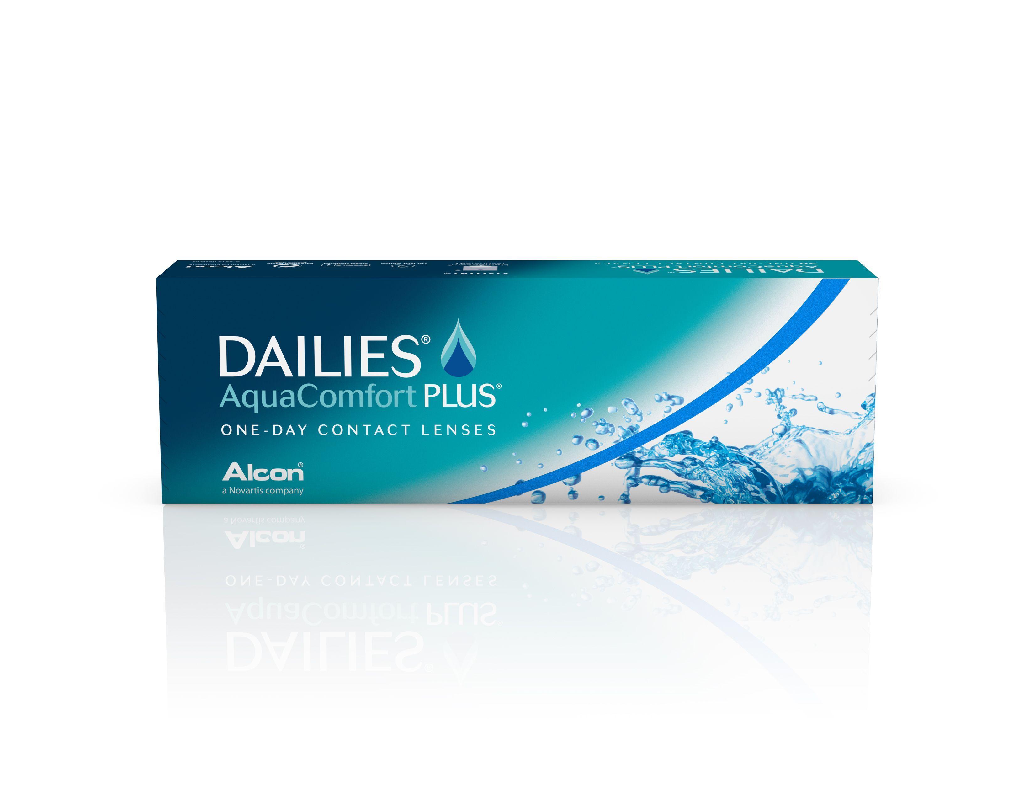 Aqua Comfort Plus Daglens 30-pack